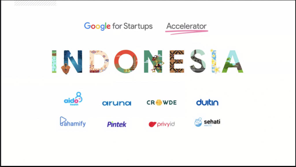 google for startups accelerator